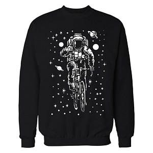 Astronaut Space Galaxy graphic Sweatshirt AY