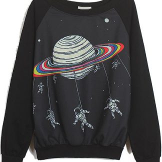 Astronot's Sweatshirt AY