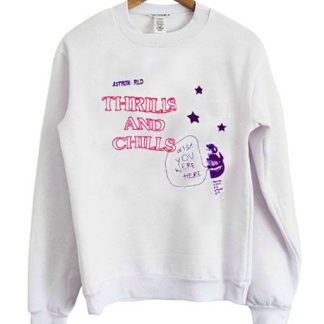 Astrowold Thrills And Chills Sweatshirt AY