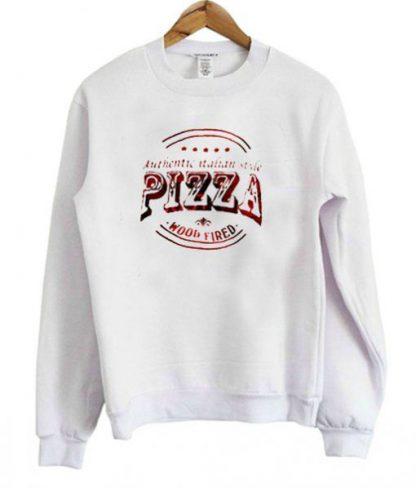 Authentic Pizza Sweatshirt AY