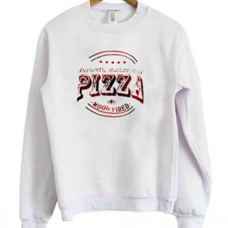 Authentic Pizza Sweatshirt AY